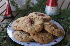 Afternoon Tea: Cookies aux noix de pécan et sirop d'érable ... direction le Grand Nord