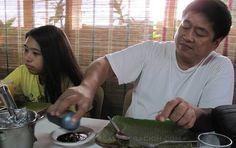 Want lead-free tableware? Use banana leaves.
