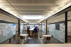 Five Workplace Strategies Of The Future | Turnstone brain storming room