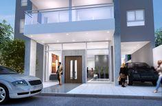 Renders Arquitectonicos: Torre Residencial