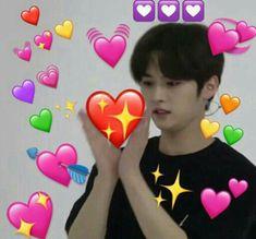 Minho, Kid Memes, Cute Memes, Meme Faces, Funny Faces, K Pop, Heart Meme, Mood, Wholesome Memes