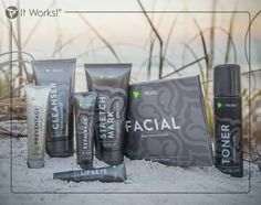 Pamper your skin and try ITWorks skin care line!