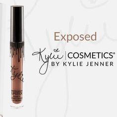 Kylie Cosmetics Exposed Metal Matte Lipstick Unique Gift Women Makeup Girls NEW! #ID
