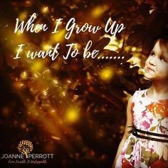 Can you remember the dreams you once had? #whenigrowup #childhoodmemories #instaquestion #inspire