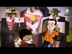 Zamba - Excursión al Museo de Bellas Artes - Emilio Pettoruti - YouTube