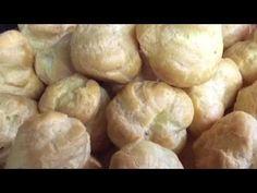 Pasta choux (bignè) ricetta base - TUTTI A TAVOLA - YouTube