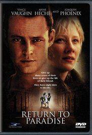 Return to Paradise (1998) - IMDb
