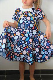 Crash-Test de la robe Tinny du créateur StraightGrain, une merveille de robe aux variations infinies !! Blog LaisseLuciefer.