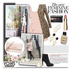 """Shop - Yoins"" by melissa-de-souza ❤ liked on Polyvore featuring Marni, Versace, Clarins, NARS Cosmetics, BaubleBar, Bobbi Brown Cosmetics, MICHAEL Michael Kors and yoins"