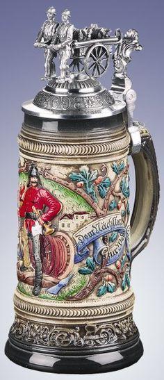 Deutschland Germany Beer Stein Limited Edition by oldandnew8, - Buscar con Google