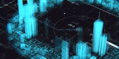 Holographic City HUD on Behance