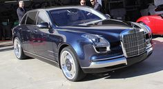 """Peculiar One-Of-A-Kind """"Mercedes Royale 600"""" Spotted In Cali [w/Video]"""