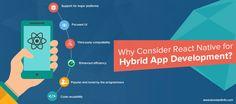 Why Consider React Native for Hybrid App Development?
