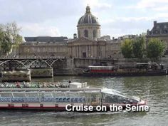 Donna Salerno Travel takes you on a tour of Paris and the Top Ten Things to Do when visiting the City of Romance. From the Eiffel Tower to The Louvre, we cover the highlights of this amazing city.   1) Walking, Rollerblade or City Tour, by Bus or Car  2) Dining  3) Eiffel Tower  4) The Louvre  5) Champs Elysees & Arc de Triomphe  6) Notre Dame Cathedr...