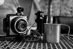 Graflex XLSW by SteveMPhoto, via Flickr