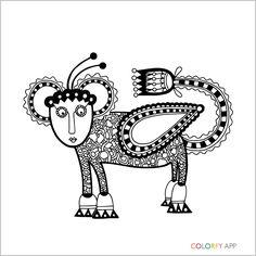 Min doodle tegning