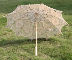 Battenburg-Ivory-cream-beige-Lace-Parasol-Umbrella-Wedding-Bridal