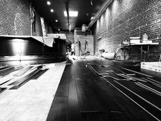 I'm so excited I can't stand it. The #Bar @morgans_on_main #visitwoodland #hardwoodfloors #interiors #construction