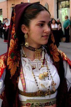 ragazze di Sardegna