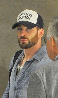 Chris Evans, LAX 10.21.14