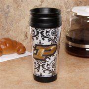 Purdue Travel Mug - quick DIY