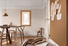 Flexa / Dulux Colour Features colour of the year 2019 Dulux Paint Colours Neutral, Dulux Bedroom Colours, Top Paint Colors, Best Bedroom Paint Colors, Beige Paint, Popular Paint Colors, Interior Paint Colors, Neutral Tones, Dark Interiors