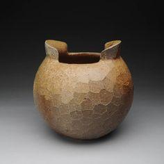 Artist: Koichiro Isezaki, Title: Chiseled Vase