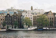Amsterdam in September   by Nastasiya-k