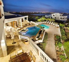 This estate in Anguilla Caribbean sleeps 50 guest with 22 bedrooms and 24 bathrooms. Including a full gym entertainment room game room gourmet kitchen two separate pools and beautiful water features Life is short get #rich like we do and become #famous tomorrow. Follow Rich Famous on Twitter to live the life you want. Luxury Home Luxury Lifestyle Rich Money