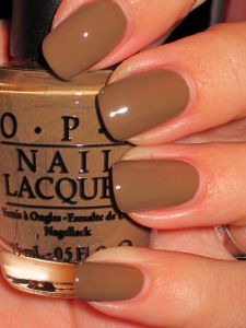 OPI A-Taupe the Space Needle