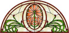 Victorian 003-2c Decorative Window Film