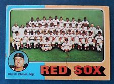 1975 Topps #172 Boston Red Sox Team Card  NM-MT sharp!  Have 1 for trade/sell