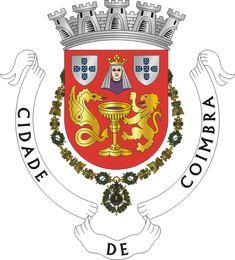 Brazão da Cidade de Coimbra