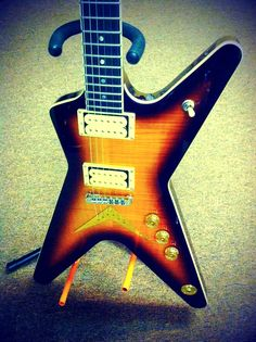 Chicago Flame Electric Guitar Kit! New Dean Guitars Chicago Series at GoDpsMusic.com