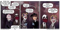 Penny Arcade Web Comic