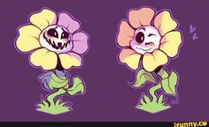 This is the face of a flower whose lived a life of sin