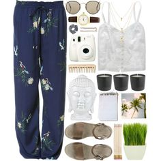Utopia by azures on Polyvore featuring Forever 21, Zara, Limit, Ray-Ban, Topshop, Kate Spade, Guide London, katespade, topshop and zara