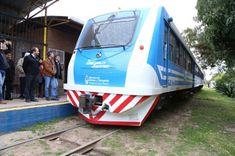 CRÓNICA FERROVIARIA: Chaco: Nuevas formaciones de coches motores Materf...
