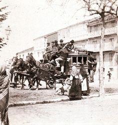 Porta Faxeira. Hacia 1900