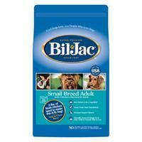 Bil-Jac Small Breed Adult With Chicken, Oatmeal & Yams, 15 lb.