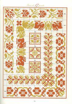 Cross Stitch Sampler Patterns, Needlepoint Stitches, Cross Stitch Borders, Cross Stitch Rose, Cross Patterns, Modern Cross Stitch Patterns, Cross Stitch Flowers, Cross Stitch Charts, Cross Stitch Designs
