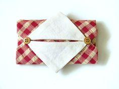 tui pour mouchoirs en papier cr par atelier marina dawanda