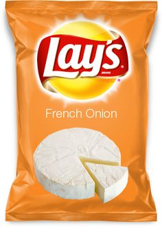 Lay's Red Pepper Jelly and Brie Chips Lays Chips Flavors, Potato Chip Flavors, Lays Potato Chips, Gross Food, Weird Food, Fried Chips, French Onion Dip, French Toast, Around The World Food