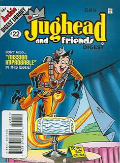Suspended Animation Classic #970 First published July 22, 2007 (#29) (Dates are approximate)    Jughead and Friends Digest  By Michael Vance    I've always preferred Betty to Veronica and Jughead to Archie in the fictional world of Riverdale. It's not tha http://thejobsfor13yearolds.com/  http://thejobsfor13yearolds.com/babysitting-jobs-for-13-year-olds/  http://thejobsfor13yearolds.com/summer-jobs-for-13-year-olds/