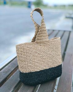 #crochet #bag#crochetbag#handmade #코바늘#코바늘가방#여름가방#리네아#오아시스#에코안다리아