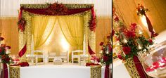 Beautiful indian mandap