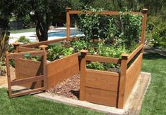 Vegetable Garden Design, Ideas, Tips and Planting | The WHOot