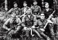 Ukrainian insurgent army of World WarII