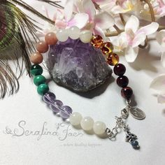 Love of Nature Easter Spring Summer Fall Winter Crystal Healing Spiritual Jewelry Chakra Jewelry Sun Moon Nature Gardening