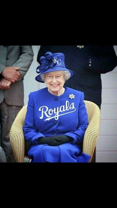 I'm sorry ma'am but, I was raised royal too-we have that in common⚾️ Kansas City Missouri, Kansas City Royals, Kc Royals Baseball, Blue October, Project Board, Happy Birthday Images, Home Team, Major League, Cheerleading